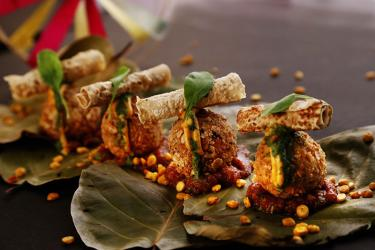 Farzi Cafe is bringing its experimental Indian food to London