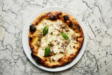 Passo team up with Chef's Table star Nancy Silverton for a delivery pizza special