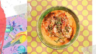 Singaporean restaurant Singapulah & Arôme has opened in Soho