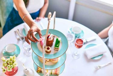 The best restaurants for afternoon tea in London