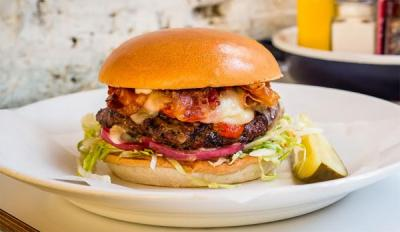 Byron launching their latest special burger - the Byronissimo