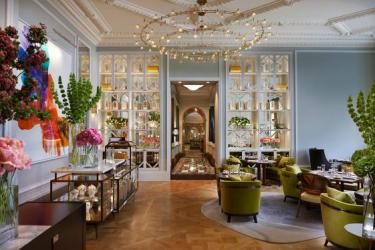 Mandarin Oriental to launch new tea room and champagne bar, the Rosebery