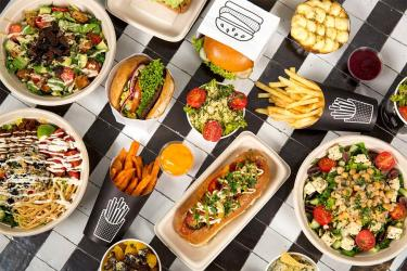 By Chloe. is opening more vegan restaurants - this time at Oxford Circus and the O2