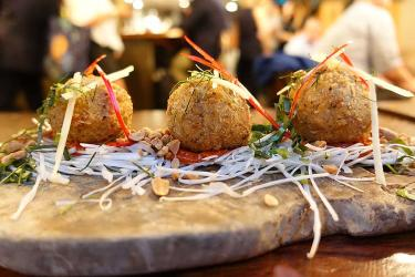 Here's who's taking part in the 2019 Croqueta Challenge