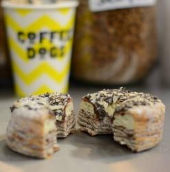 Coffee Dogs opens for business on King's Cross Southern Square