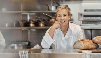 Helene Darroze at the Connaught is getting a big refurb for its tenth anniversary