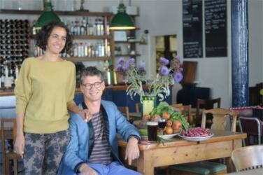 Riverford settles in Islington with Riverford at the Duke of Cambridge