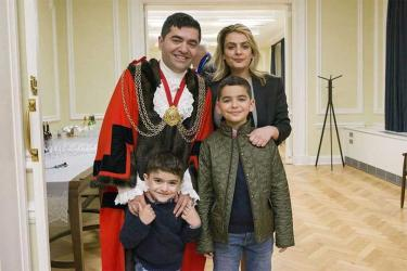 Restaurateur and British Kebab Awards founder Ibrahim Dogus made Mayor of Lambeth