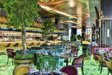 The Ivy Asia, St Paul's comes to London, taking over Jamie Oliver's Barbecoa