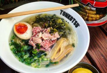 Tonkotsu are the latest restaurant to open at the Battersea Power Station development