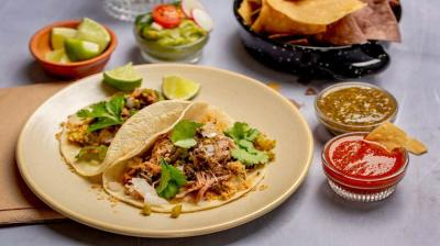 Corazon is bringing their tacos (and frozen margaritas) to Westfield London