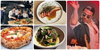 New London restaurants opening in June 2021