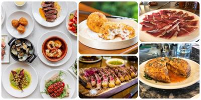 The best Spanish restaurants in London for tapas and more