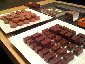 A sneak peak at the South Bank Chocolate Festival