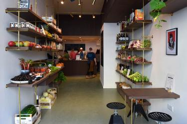 Natoora Counter launches at its new Notting Hill Store