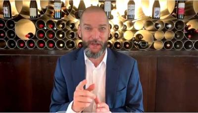 Fred Sirieix and Allegra McEvedy join up for new CBBC show Restaurant Dream Team