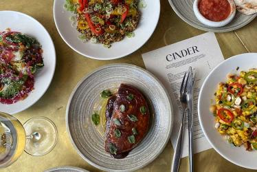 Cinder in Belsize Village sees an ex-Ritz chef go full grill-obsessive