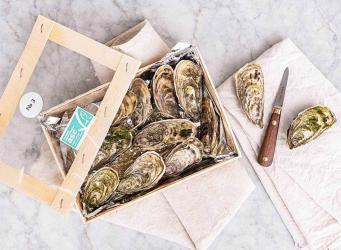 How to get oysters delivered in London