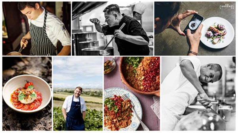 Carousel's Autumn line-up is revealed - with chefs from Kiev, Galway, Paris and more taking part