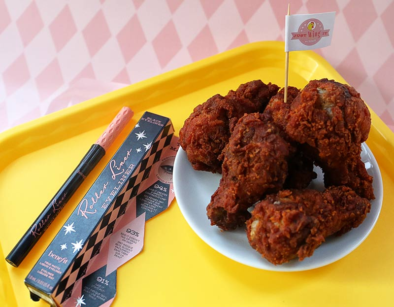 A fried chicken and make-up pop-up is coming to Shoreditch
