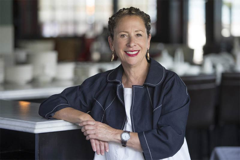 Is top LA chef Nancy Silverton bringing Mozza to London?