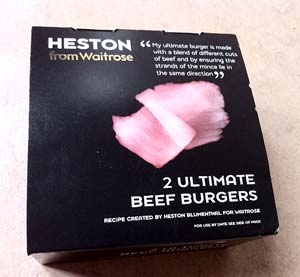 Heston Blumenthal Creates Ultimate Burger For Waitrose Latest News Hot Dinners