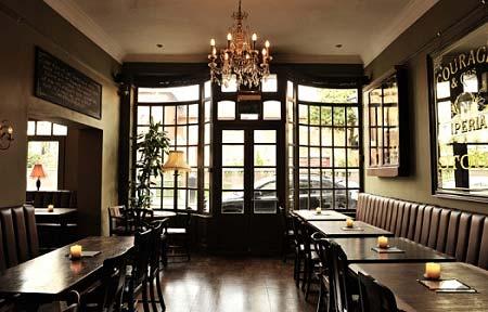 Black And Blue Restaurant London Notting Hill