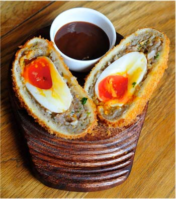 Make a date for the Scotch Egg Challenge 2012 at the Ship