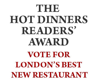 What's your favourite new restaurant of 2013?