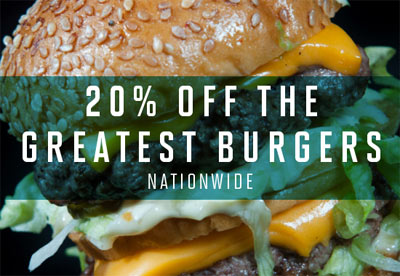 The first National Burger Day is imminent5