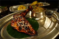 Modern Indian and cocktails in Mayfair - we Test Drive Gymkhana