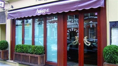 Image result for Aubergine restaurant, gordon ramsay