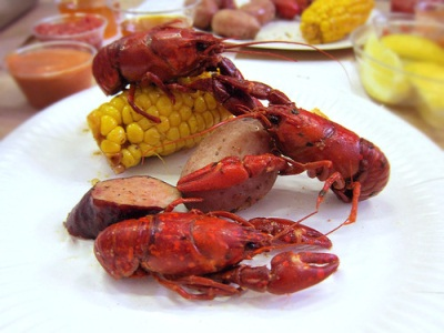 Stax Carnaby kicks off with The Crawfish Boil pop-up