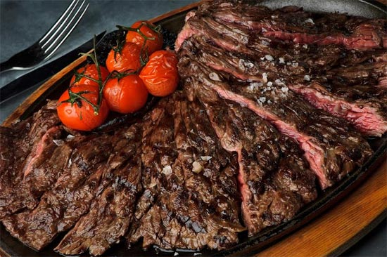 Gillray's puts a 7kg steak platter on the menu