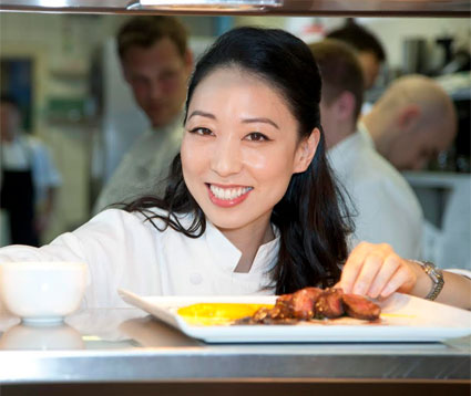 Judy Joo launching Korean restaurant Jinjuu in Soho