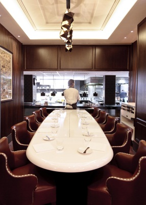 Marcus Wareing New Restaurant London