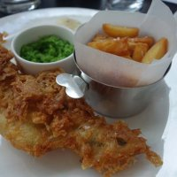 Extraordinary fish & chips