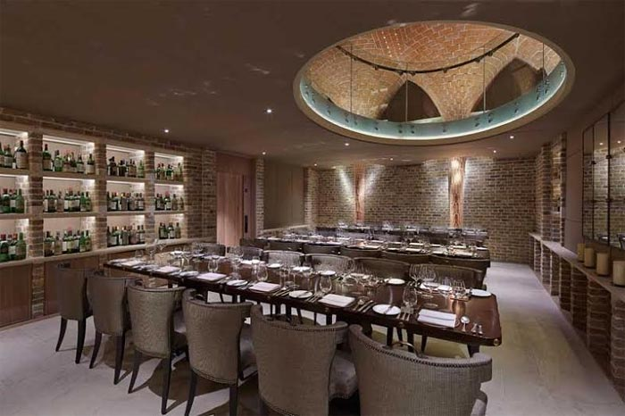 Berry Bros and Rudd launch new cellar and team up with Gymkhana, Medlar and Dabbous