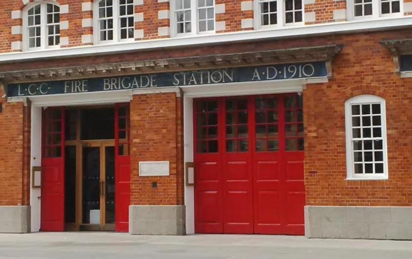 Waterloo's Fire Station opening following a big revamp