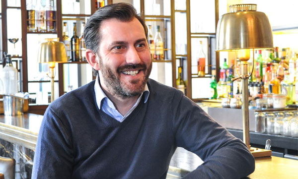 Mark Sargeant takes over Strand Dining Rooms