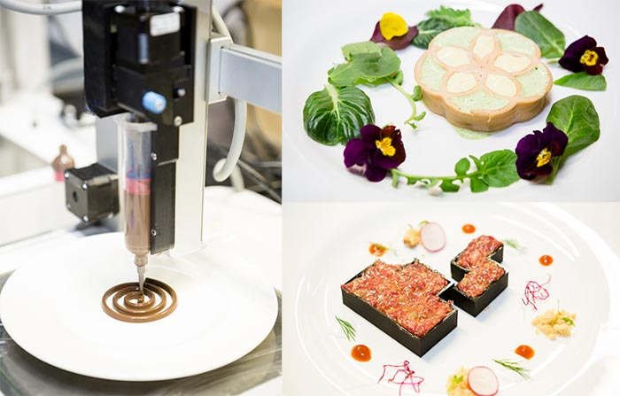 A 3D printing restaurant is coming to London