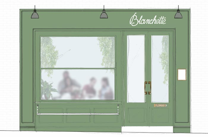 Blanchette East is coming to Brick Lane