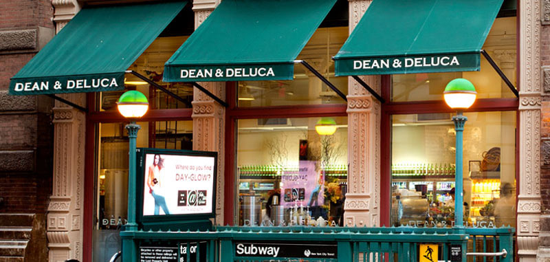 Dean and Deluca are coming to London - heading for Mayfair