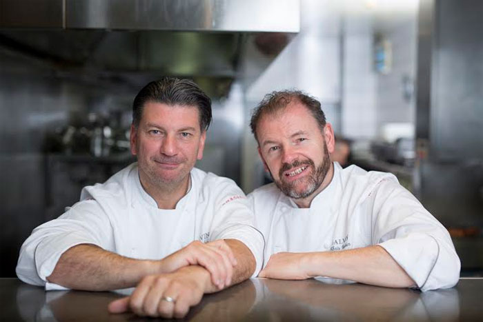Galvin at the Athenaeum is coming to Piccadily