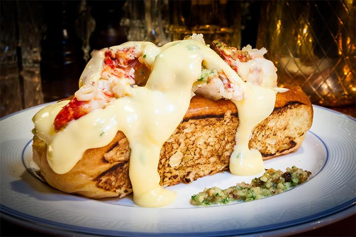 The Hawksmoor Spitalfields bar launches a new Lobster Roll and classic cocktails
