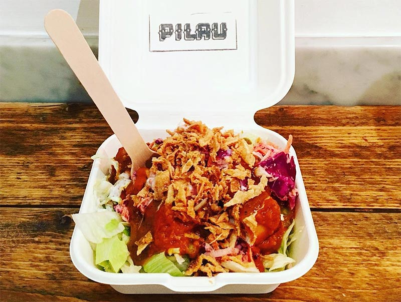 Pilau's hearty Indian wraps now in Soho too