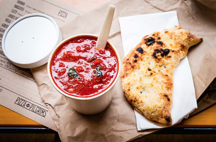 Pizza Soup hits the menu at Pizza Pilgrims Exmouth Market