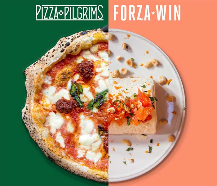 Pizza Pilgrims and Forza win reunite for a month-long Peckham residency