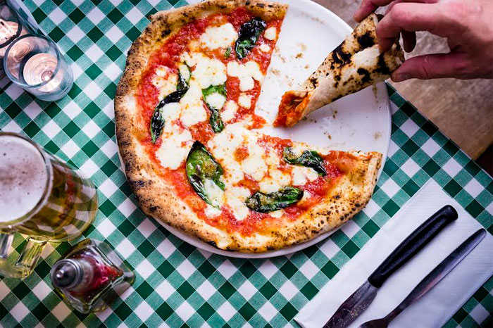 There's a new Pizza Pilgrims on the way to Garrick St, Covent Garden.
