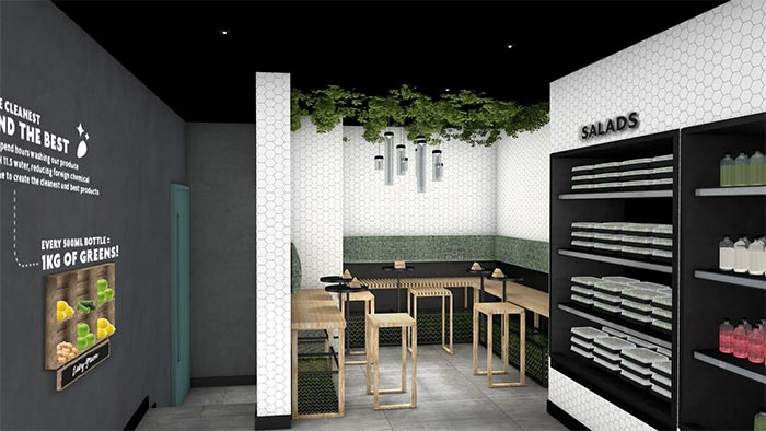 Rawligion raw food cafe is coming to Fitzrovia